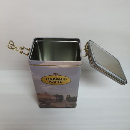 กล่องเหล็กพิเศษใส่กาแฟ